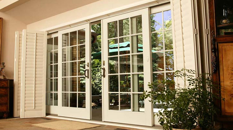 sliding patio doors in Nottingham